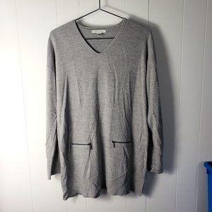 Ralsey : Zipper Accent Sweater